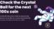 Crystal Ball Token